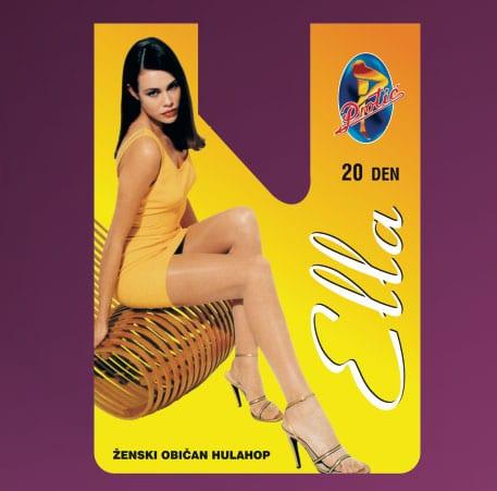 Čarape Ela