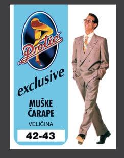 Muške čarape exclusive