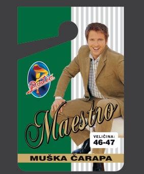 Muške čarape Maestro
