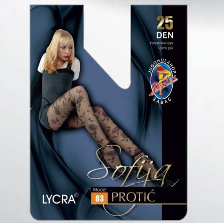 Čarape Sofija
